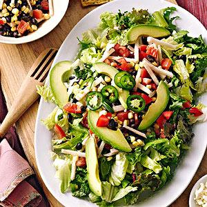 Fresh Taco Salad Recipe