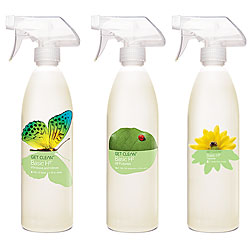 Shaklee Get Clean Spray Bottles