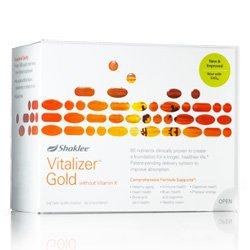 Shaklee Vitalizer Gold